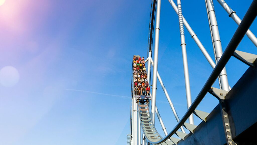 montagne russe europa-park rollercoaster