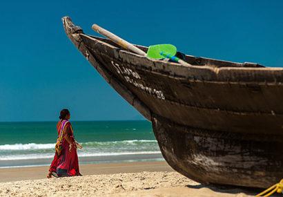 India. Peccati di Goa