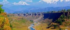 Golf in Nepal a un passo dalle nuvole