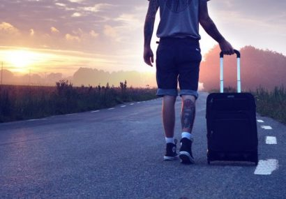 Viaggio a sorpresa: si parte per una meta sconosciuta