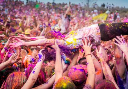 Next stop Holi Summer Tour: Vicenza tra colori e musica