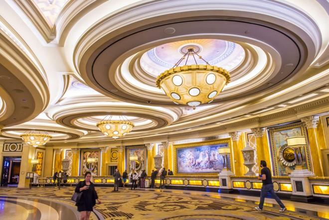 hotel da film_Caesars Palace, Las Vegas