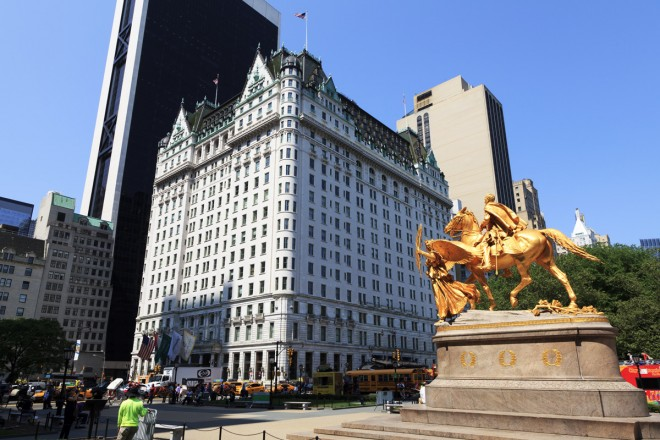 hotel da film_The Plaza Hotel, New York
