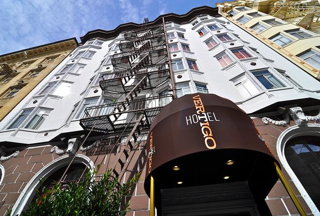 hotel da film_Vertigo Hotel, San Francisco