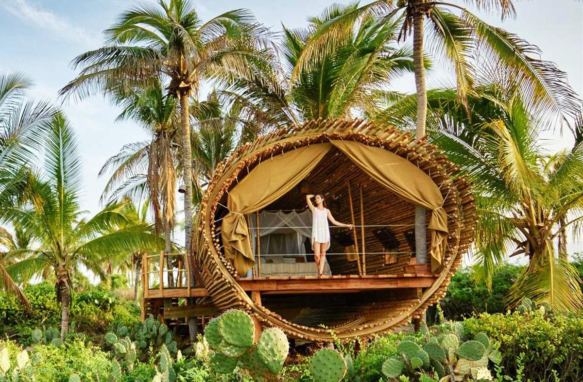 Voglio ritornare bambino gli hotel sugli alberi pi belli for Hotel piu belli al mondo