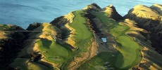 Golf. Nuova Zelanda decisamente green
