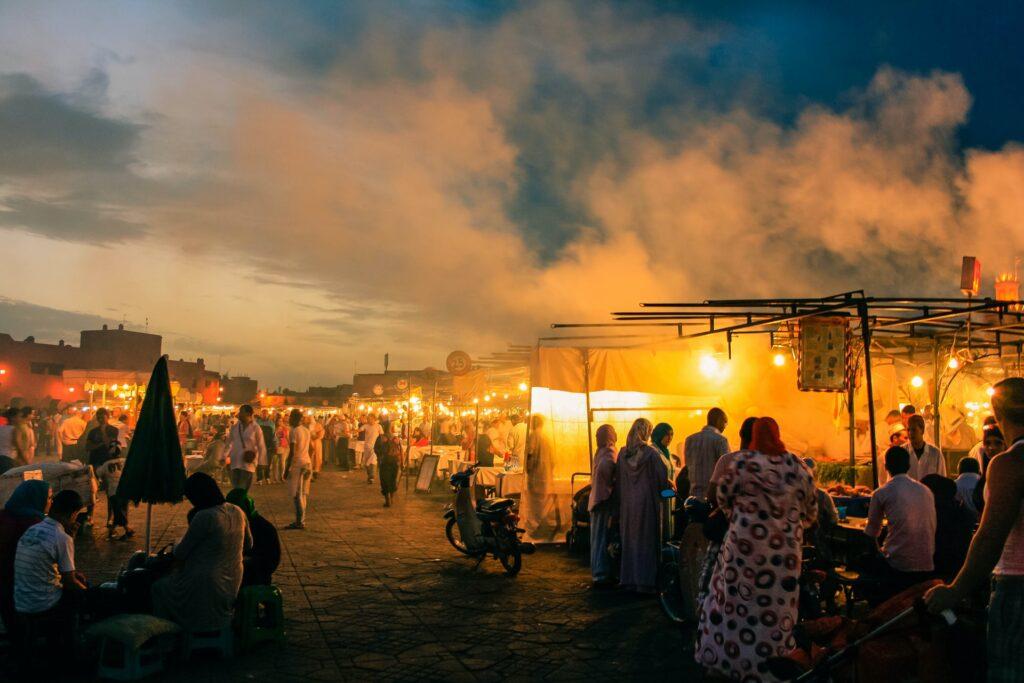 dar essalam marrakech piazza djemaa el-fna