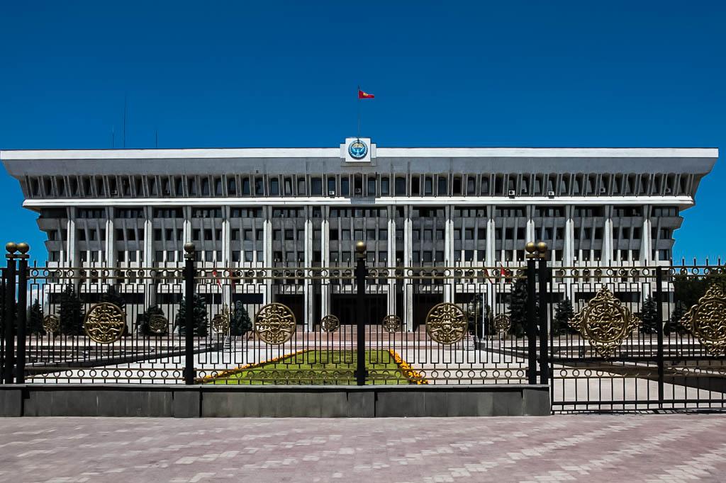 kyrgyzstan-Bishkek_parlamento