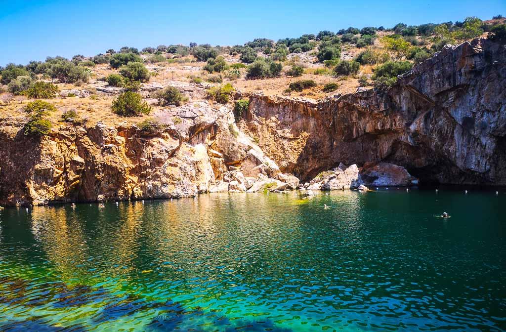 lago-Vouliagmeni-Grecia