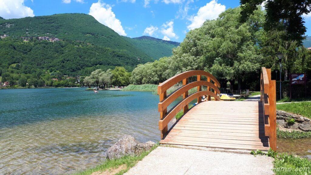 paradiso nascosto lago alpino minore lombardia gita weekend