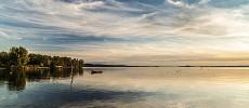 Lago di Bolsena la base degli idrovolanti