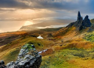 Highlands, Scozia