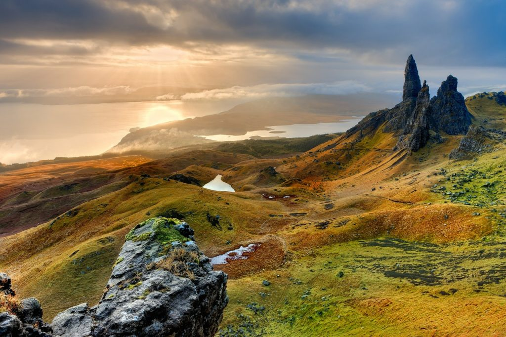 Highlands, Scozia