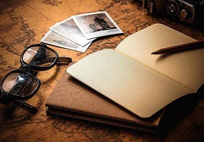 Il viaggio, i libri e la valigia