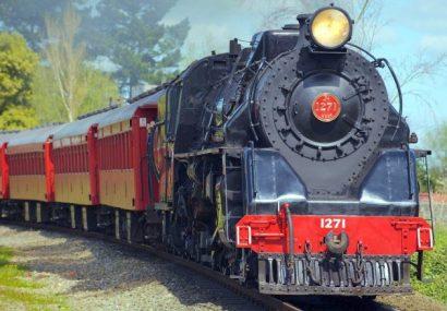 Un treno storico verso il Natale nella Valle del Tanaro