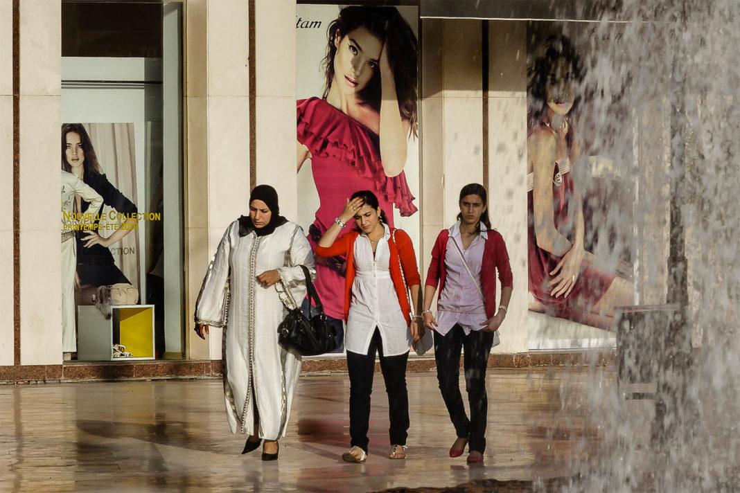marocco_centro_commerciale_Marrakech