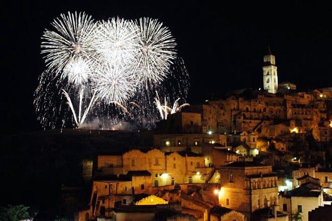 Capodanno a Matera