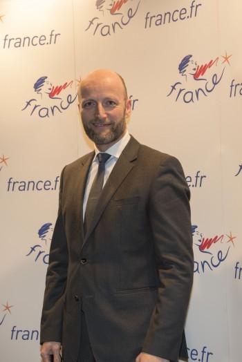 Frédéric Meyer, il nuovo direttore di Atout France