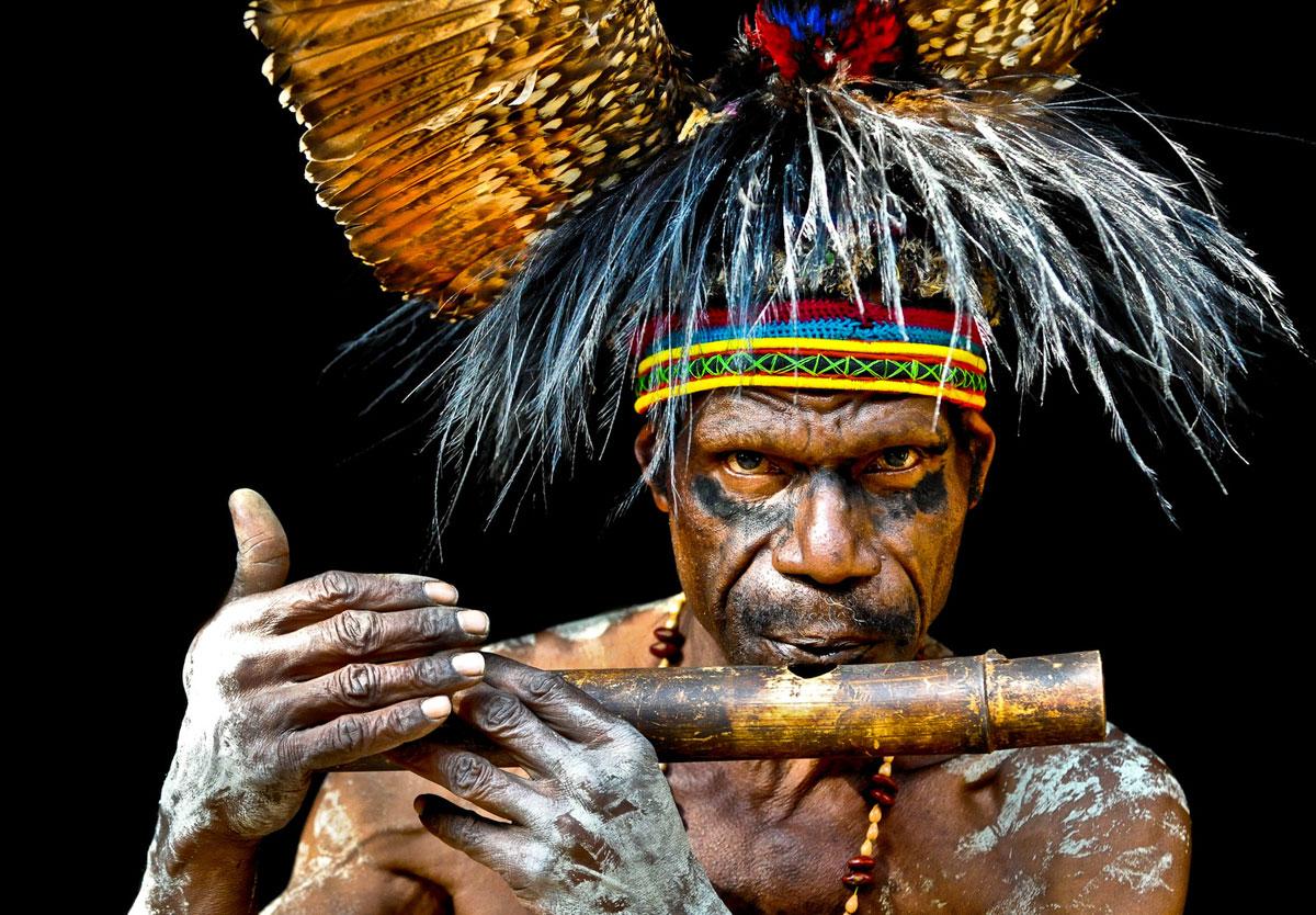 L'altra faccia di Papua © Gianni Barili