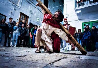 In Puglia si aprono i riti della Settimana Santa
