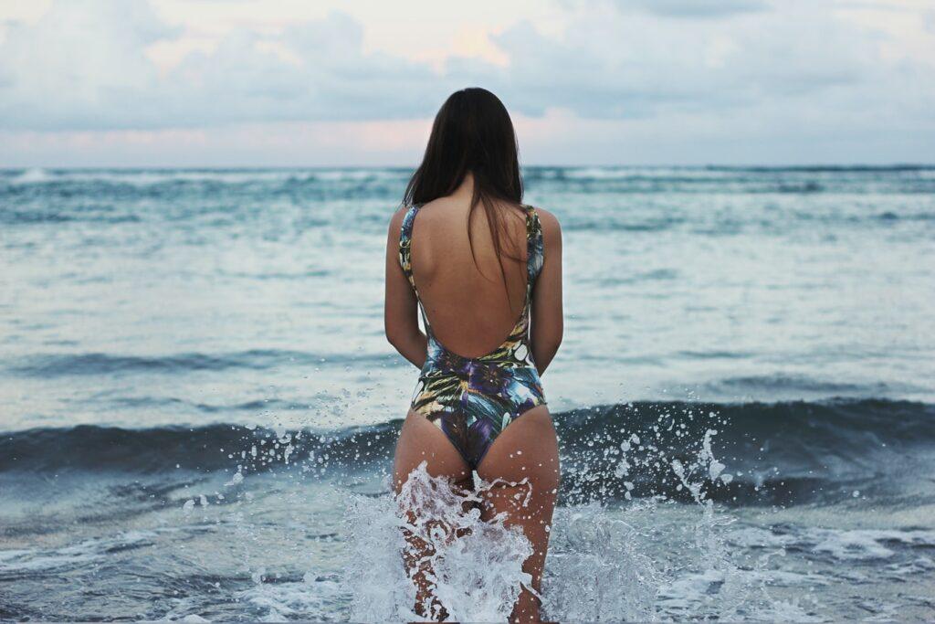 Desnuda vacanza