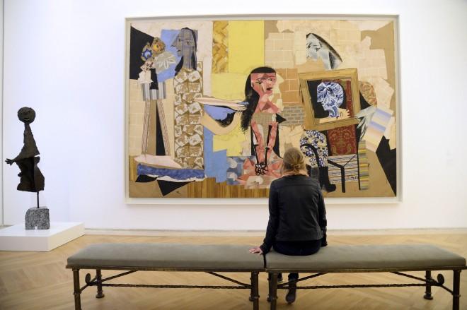 Museé Picasso, Parigi
