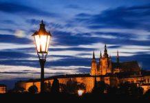 praga_castello_crepuscolo