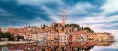 Weekend a Rovigno, la perla della Croazia