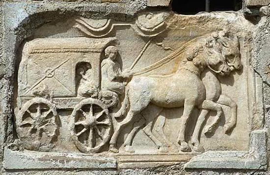 servizi postali romani
