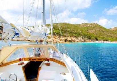 Settembre in barca a vela. It sounds good