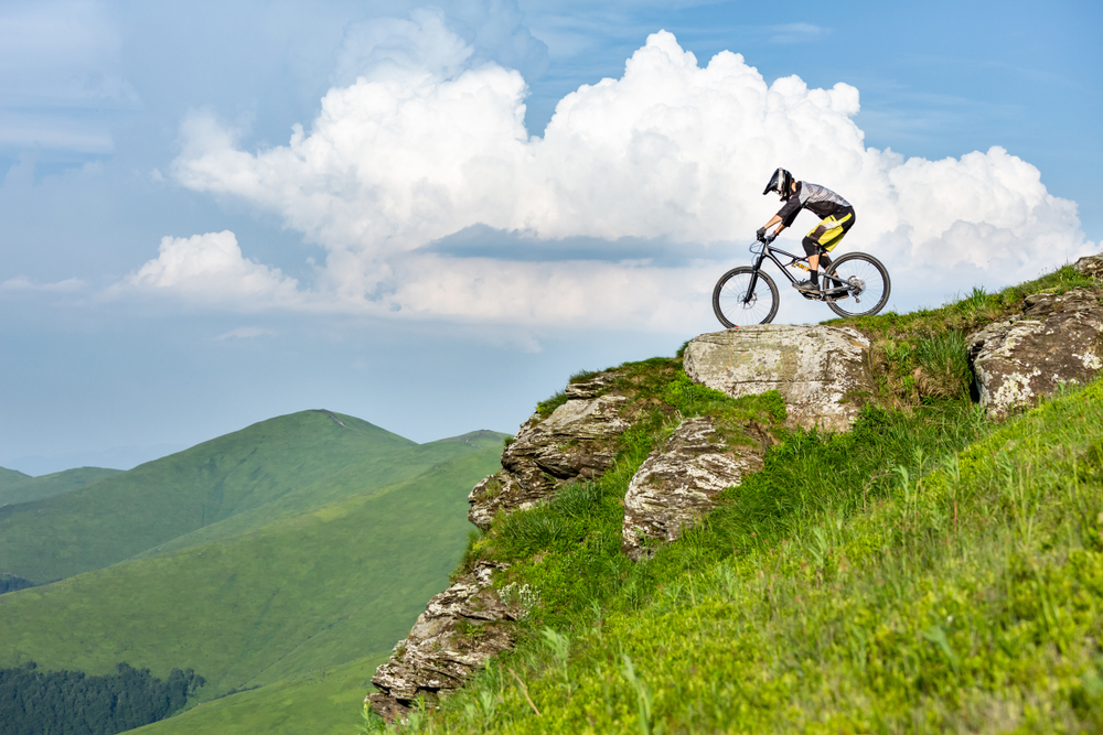 mountain bike sport estremi serre chevalier