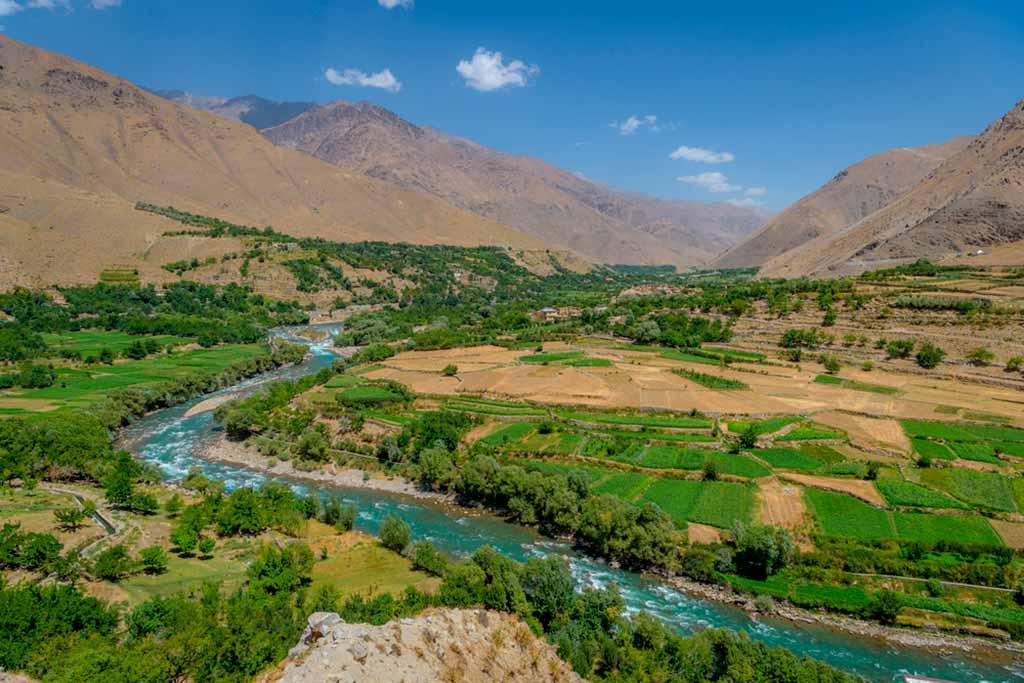Afghanistan-panshir-valle