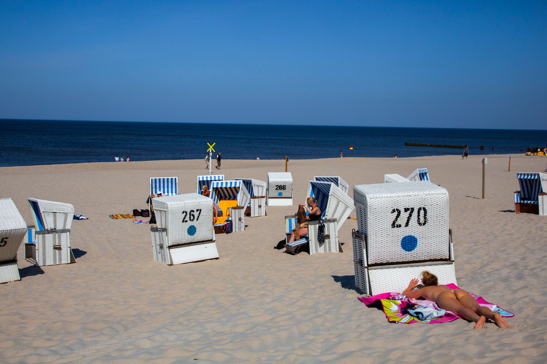 Le spiagge nudiste più belle del mondo
