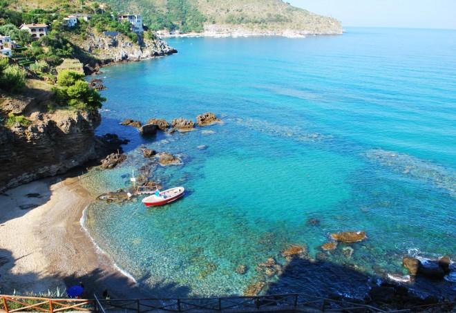 spiagge più belle Campania