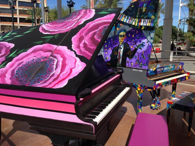 Play me, I'm Yours: street piano in giro per il mondo