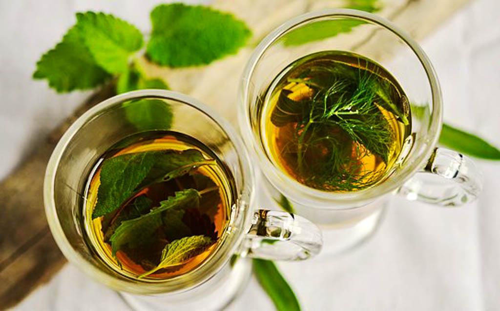 tè alla menta marocco