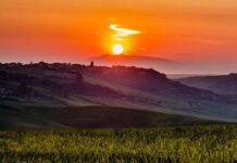 tarquinia-lazio-tramonto