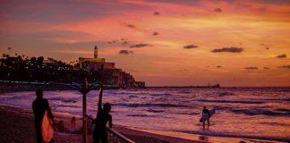 tel-aviv-spiaggia