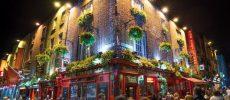 Dublino città di strada