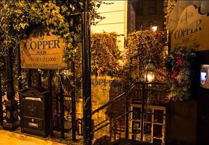 L'Irlanda che non ti aspetti: The Copper Room di Limerick