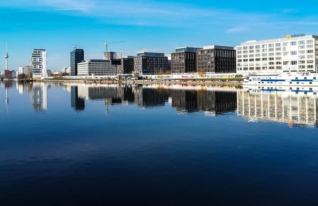 Berlino-Sprea-Kreuzberg