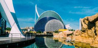 Valencia, Città delle Arti e della Scienza