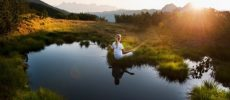 Salisburghese, yoga a Gastein per affrontare l'autunno