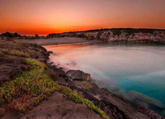 vendicari-calamosche-spiaggia-tramonto