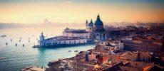 Venezia vaporetti eco alimentati da olio da cucina