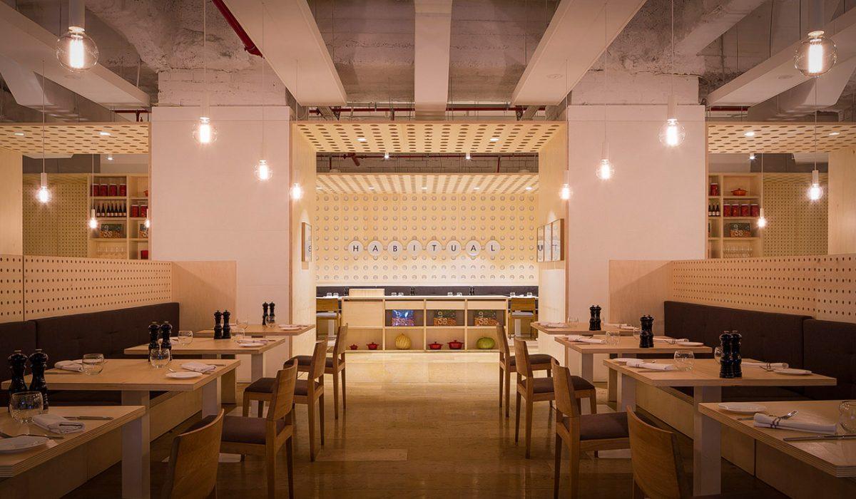ristorante Habitual dello Chef Ricard Camarena